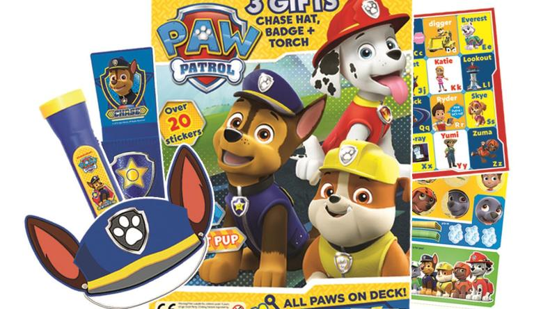 Paw Patrol Promotional Image