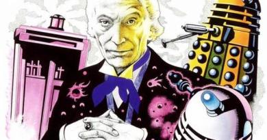 Doctor Who and The Daleks - Art Detail