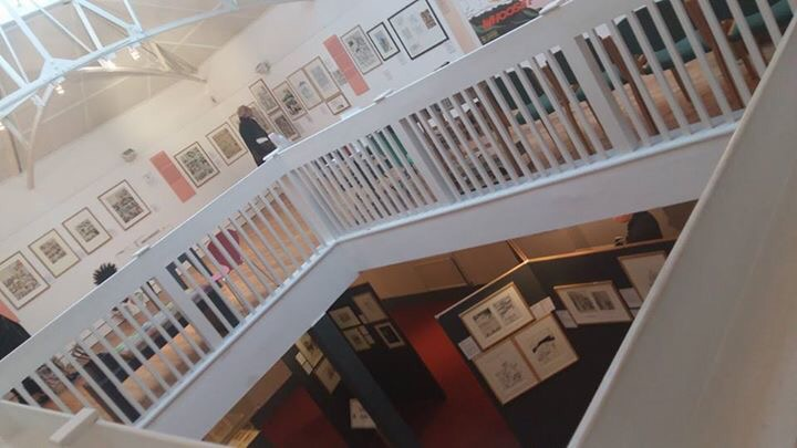 London's Cartoon Museum Gets Set for a Summer Makeover