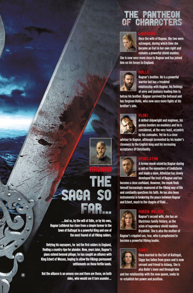 Viking #1 - Credits 2
