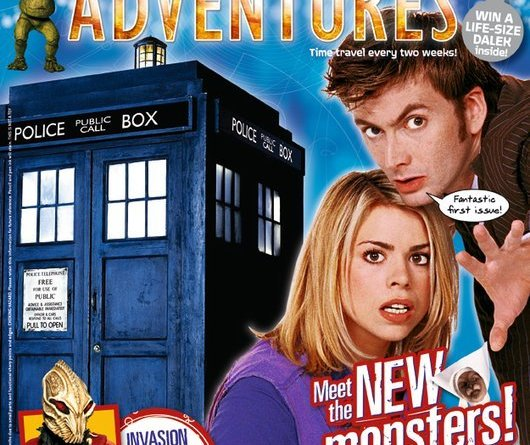 Doctor Who Adventures (BBC) - Issue One
