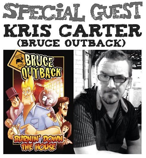 Awesome Comics Podcast Episode 40: Kris Carter