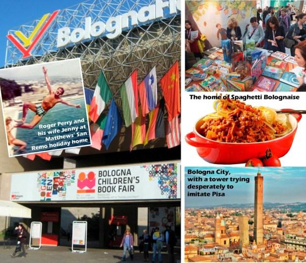 Eagle Daze 9: Bologna Children's Book Fair & Town