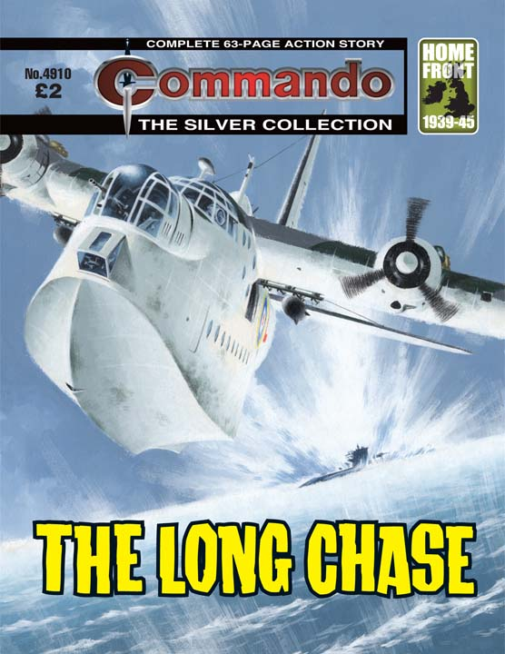 Commando No 4910 – The Long Chase