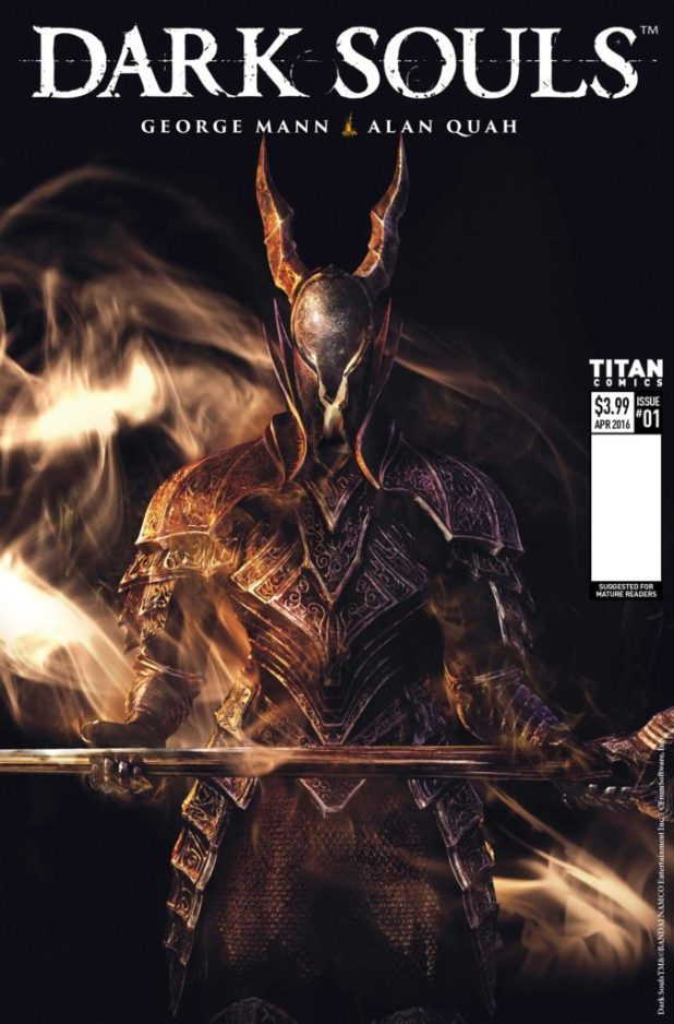 Dark Souls #1 - Cover A