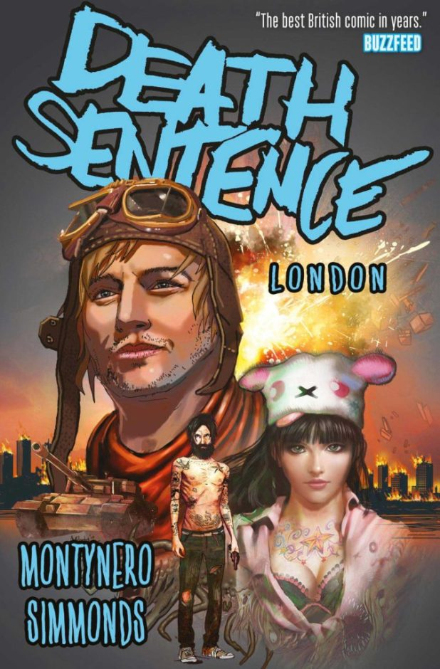 Death Sentence: London - Collected