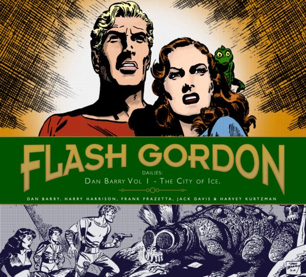 Flash Gordon Dailies: Dan Barry Vol. 1 – The City Of Ice