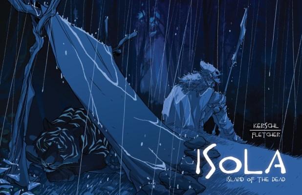 ISOLA by Brenden Fletcher & Karl Kerschl