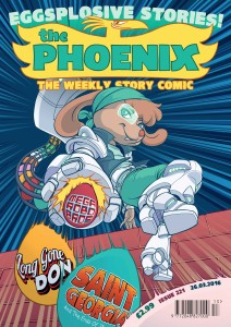 The Phoenix Issue 221 - Cover