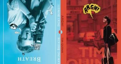 Promotional Art for Tim Quinn's Biography