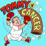 Visit http://www.tommyVcancer.com/ for more info. Image courtesy of the legend that is Nigel Parkinson.