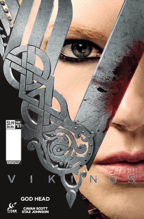 Vikings #1 Cover C - Photo