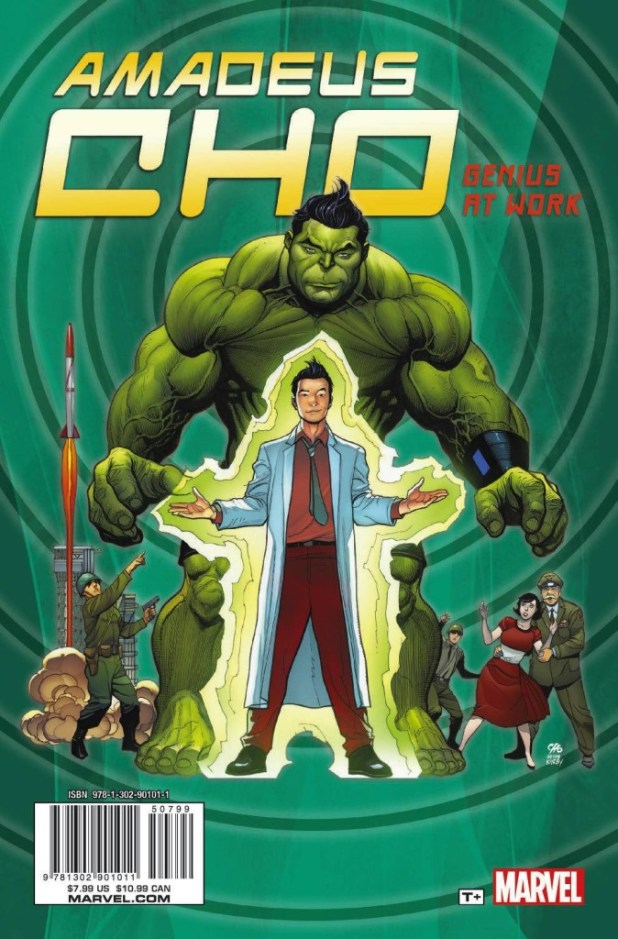 Amadeus Cho Genius At Work Trade Paperback
