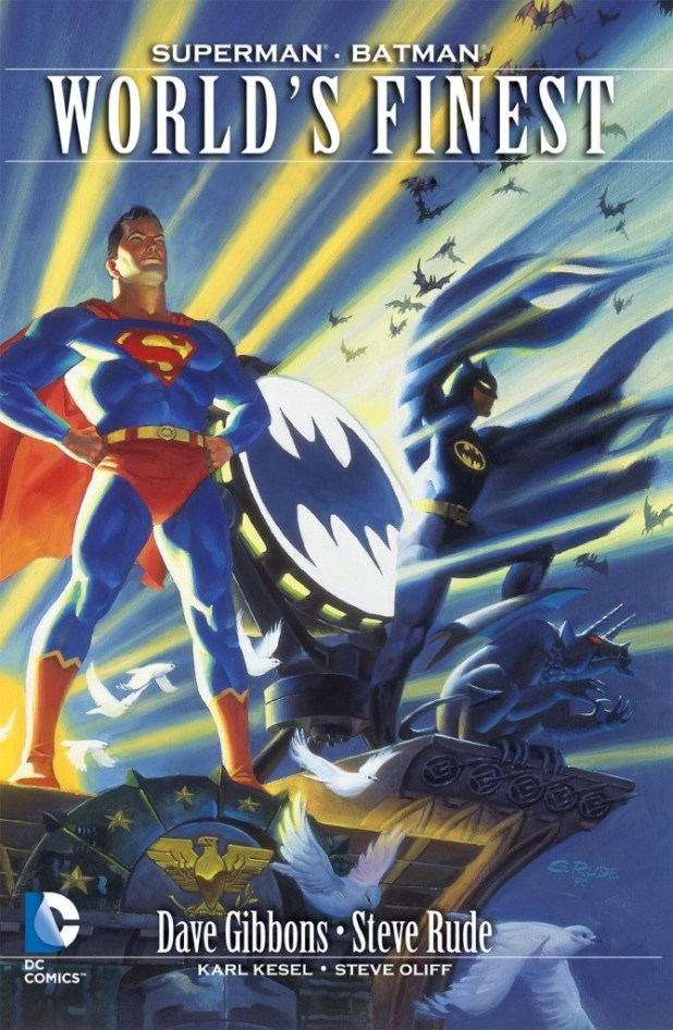 World's Finest by Dave Gibbons and Steve Rude