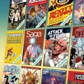 ComiXology Unlimited Launch Image