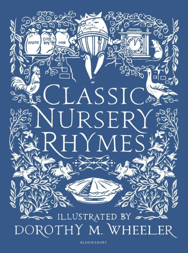 Classic Nursery Rhymes - Cover