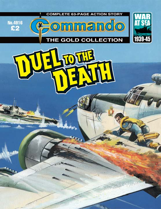Commando No 4916 – Duel To The Death