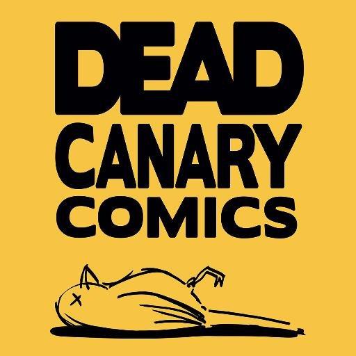 Dead Canary Comics Logo