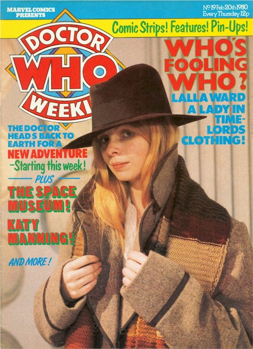Doctor Who Weekly Issue 19