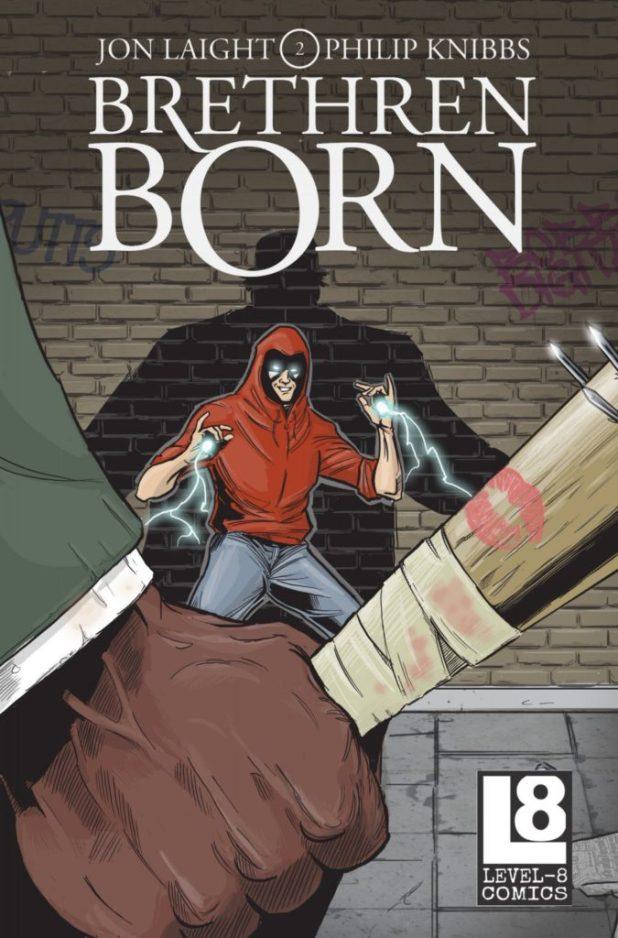 Brethren Born #2 - Cover