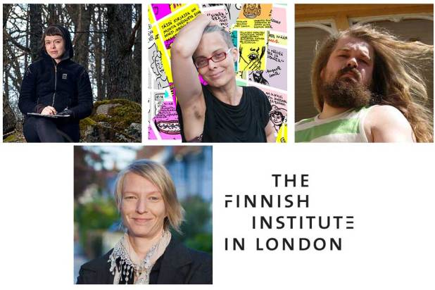 Finnish LICAF Guests 2016 Montage