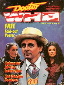 Doctor Who Magazine Issue 130