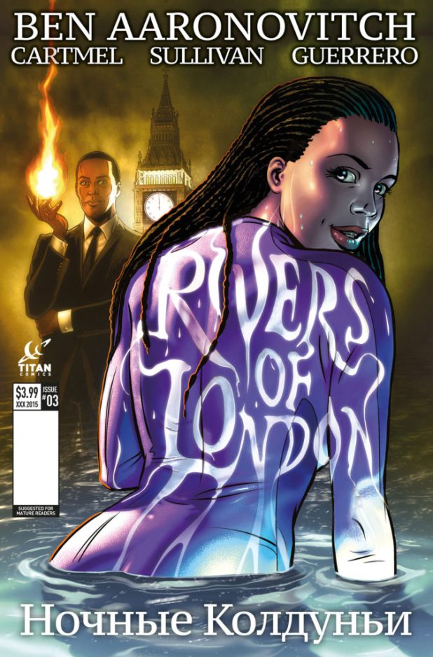 Rivers of London: Night Witch #3 - Cover A
