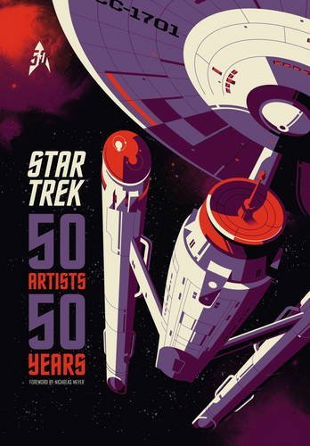 Star Trek: 50 Artists, 50 Years