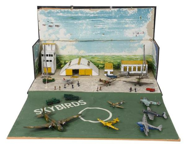 Skybirds airfield