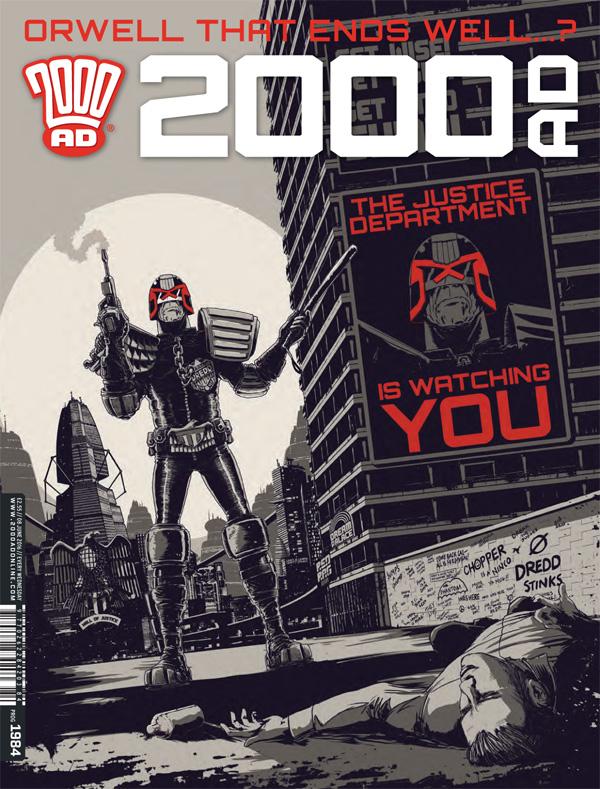 2000AD Prog 1984
