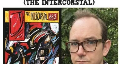 Awesome Comics Podcast Episode 49 - Gareth A Hopkins and The Intercorstal