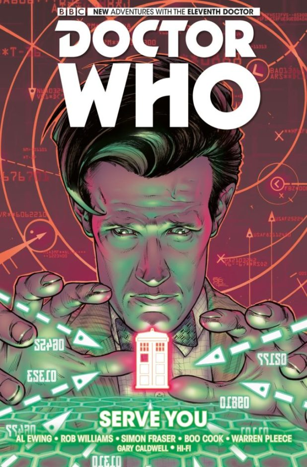 Doctor Who: The Eleventh Doctor Softcover Volume 2