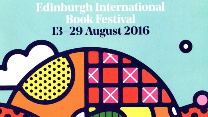 Comics @ Edinburgh International Book Festival 2016