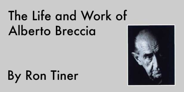 The Life and Work of Alberto Breccia by Ron Tiner