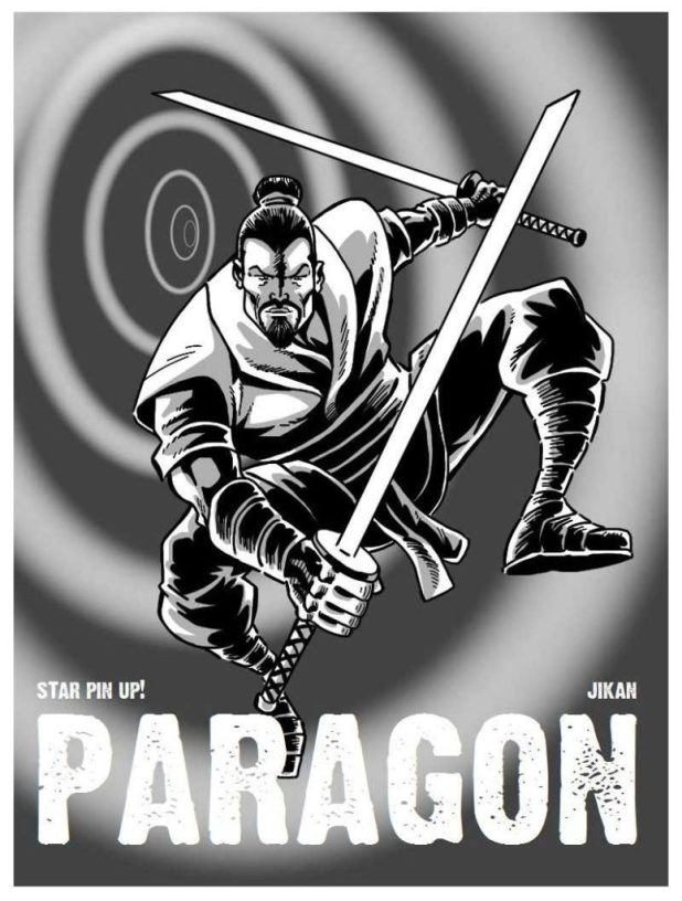 Paragon Issue 19 - Cover
