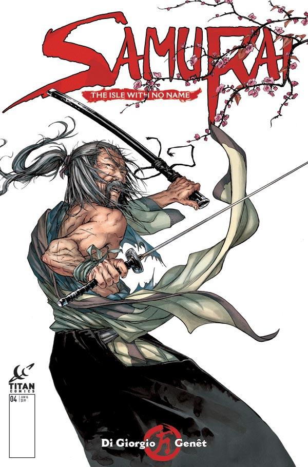 Samurai #4 Cover A