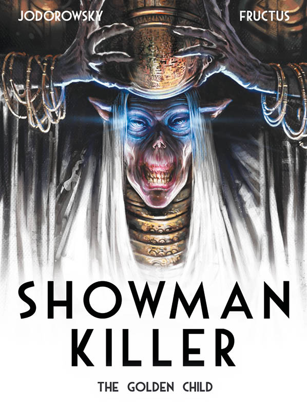 Showman Killer Volume 2: The Golden Child