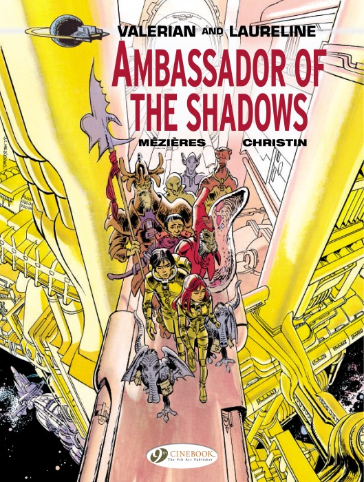 Valerian and Laureline: Ambassador of Shadows (Deluxe)