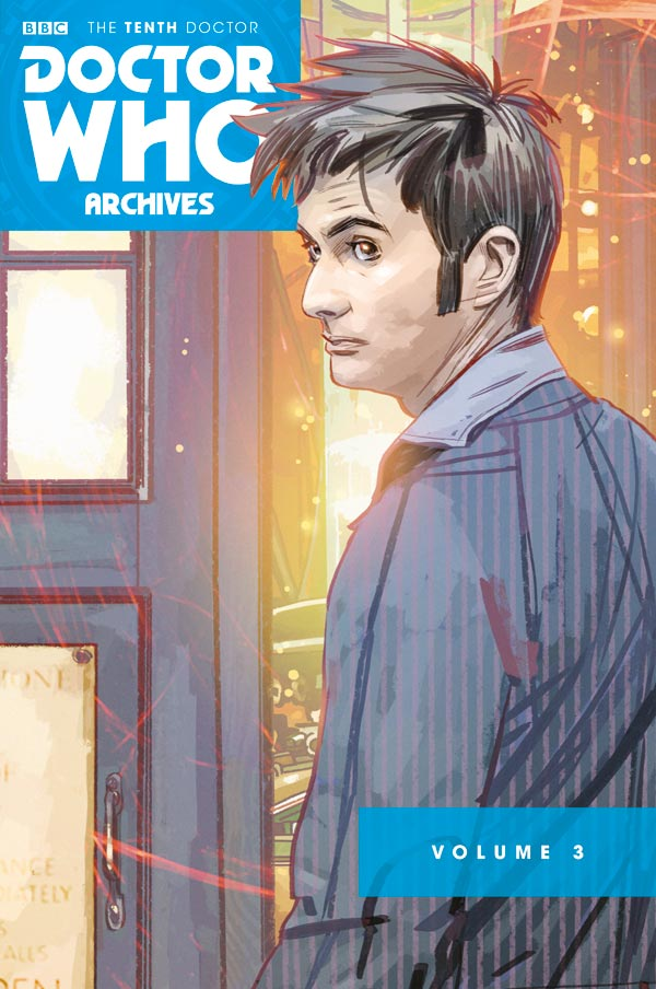 Doctor Who: The Tenth Doctor Archives Omnibus Volume 3