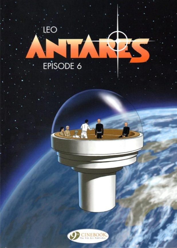 Antares 6 Cover
