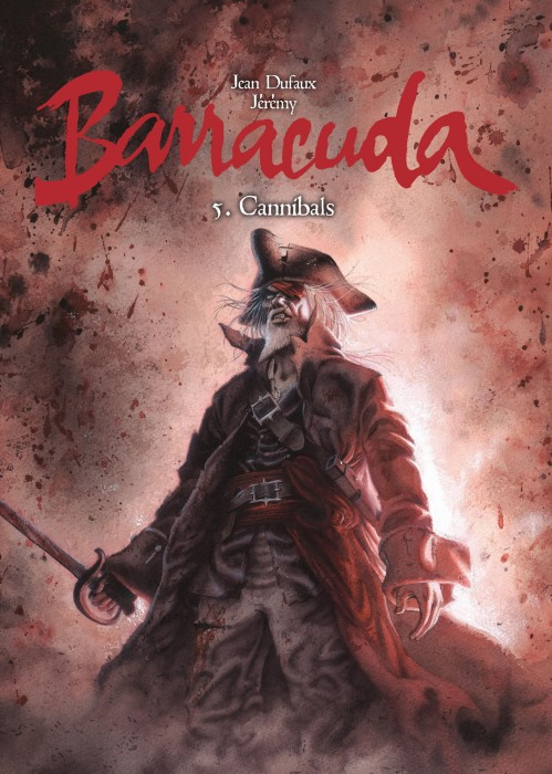 Barracuda Volume 5: Cannibals