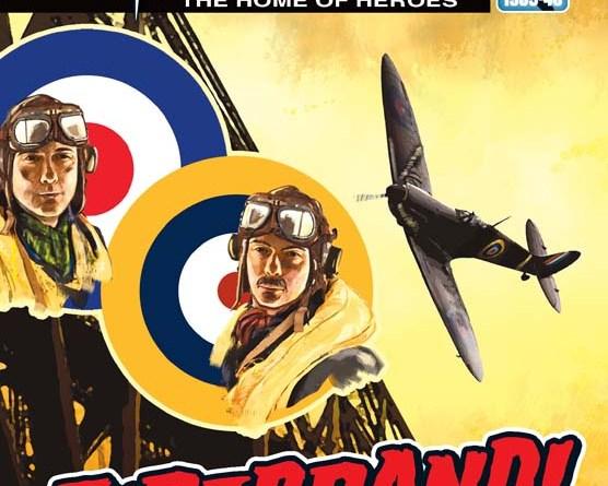 Commando No 4935 – Firebrand!