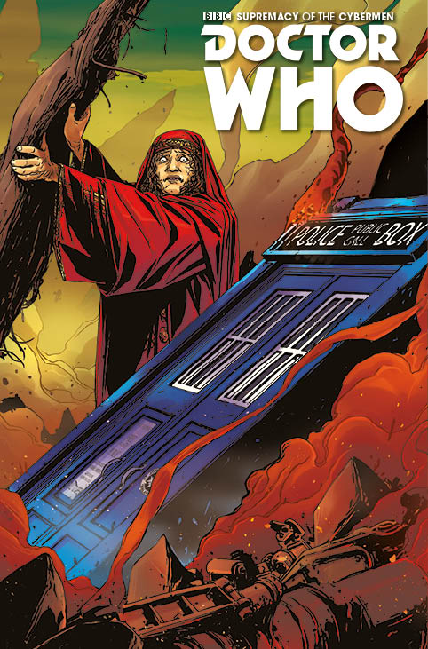 Doctor Who: Supremacy of the Cybermen #1 - Preview 2