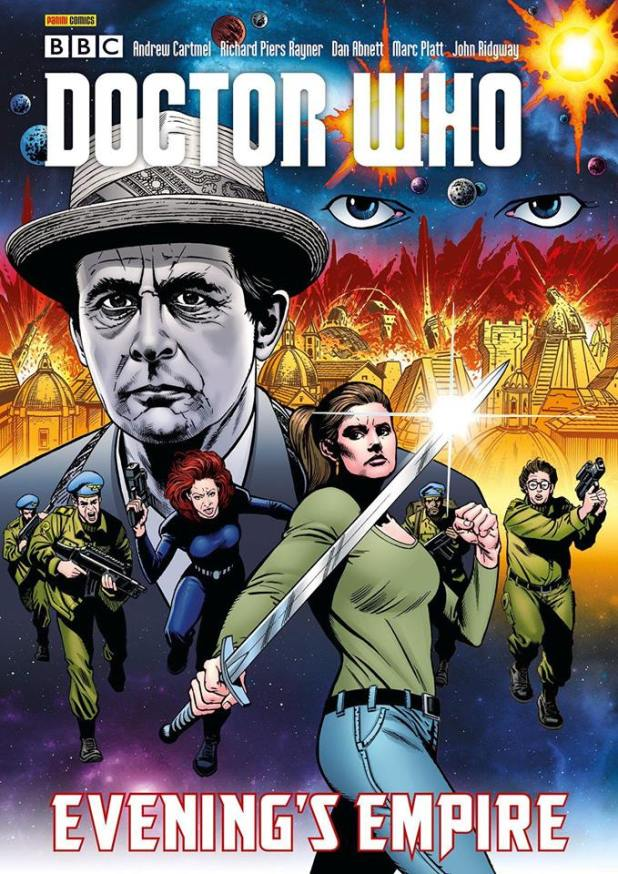 Doctor Who - Evening's Empire