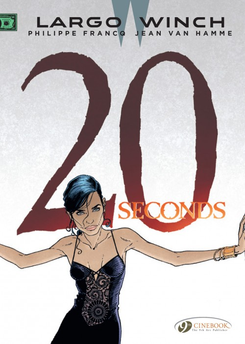 Largo Winch Volume 16: 20 Seconds