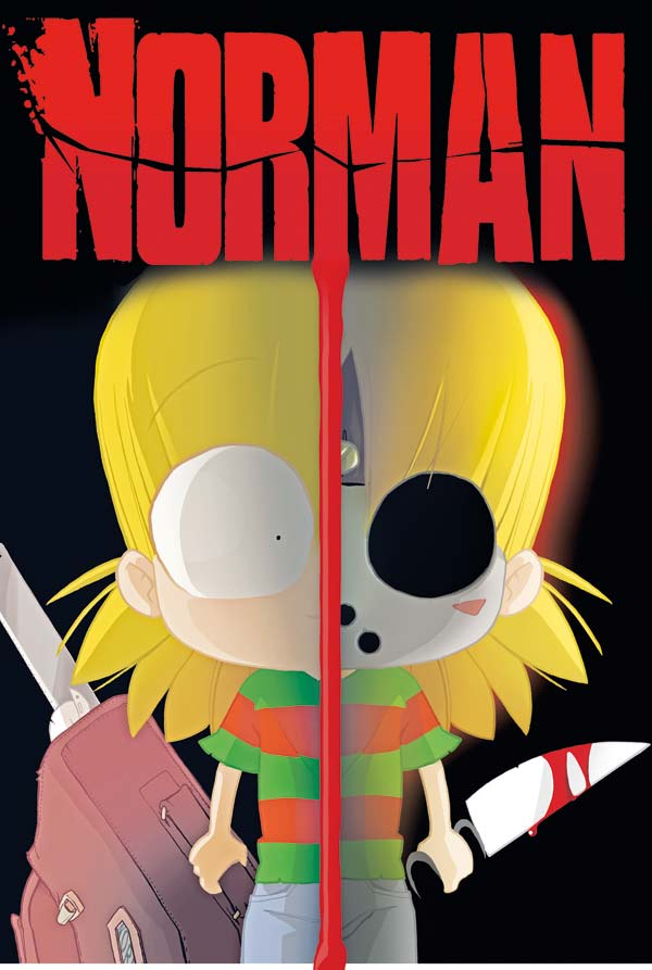 Norman #2 - Cover A
