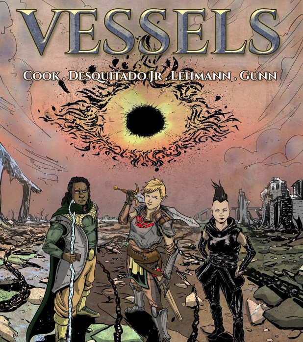 Vessels cover