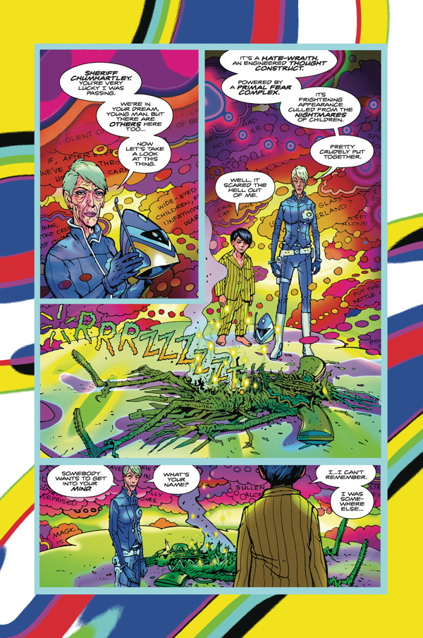 The Dream Gang TPB Preview Page 6