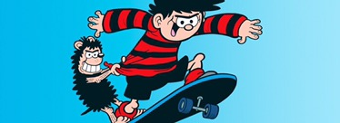 DFDS Seaways Beano - Dennis and Gnasher