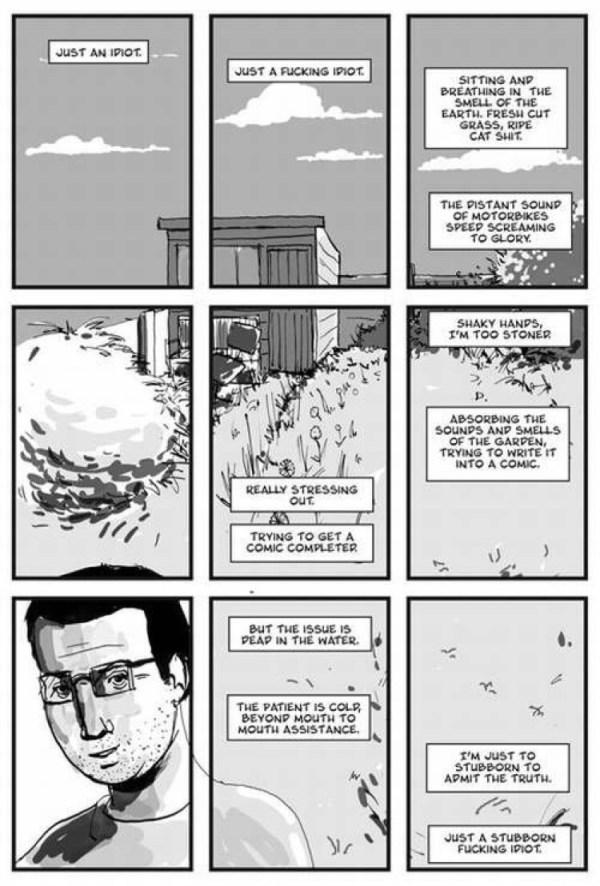 Twelve Hour Shift - Sean Azzopardi